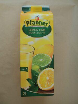 Băutură cu lămâie și limetă - Producto