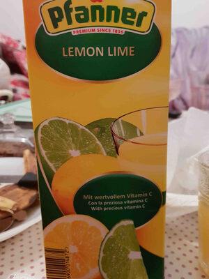 Băutură cu lămâie și limetă - Ingredients