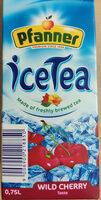 IceTea Wildkirsche - Product