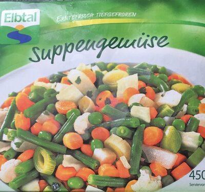Suppengemüse - Produit - de