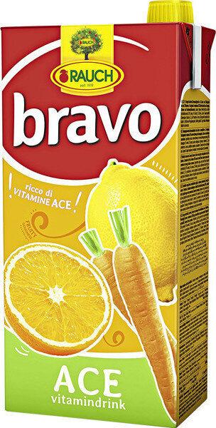 Bravo néctar ace frutas diversas con vitamina brik - Produit - it