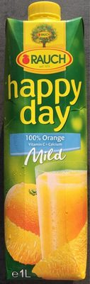 Orangensaft 100% Vitamin C+Calcium 1l, Happy Day - Produit - fr