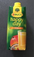 Happy day mango - Produit