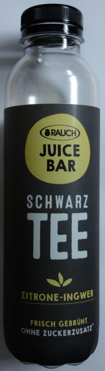 Schwarztee Zitrone-Ingwer - Product