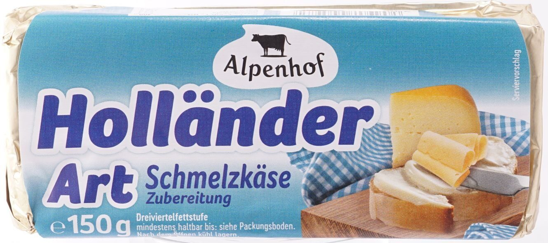 Holländer Art Schmelzkäse Zubereitung - 产品 - de