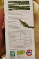 Ja Natürlich! Frische Bioheumilch - Informations nutritionnelles - de