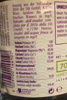 1.5 L prickelnd Wasser - Valori nutrizionali - fr
