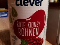 Rote Kidney Bohnen - Product - en