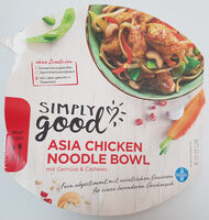 Asia Chicken Noodle Bowl - Product