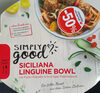 Siciliana Linguine Bowl - Product