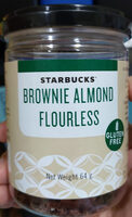 Brownie almond flourless - Product