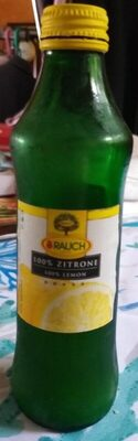 100% Zitrone 100% Lemon - Produit - fr