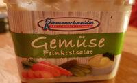 Gemüse Feinkostsalat - Product