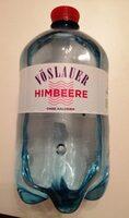 Mineralwasser Himbeer - Prodotto - de