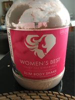 Shaker women's best - Produit - fr