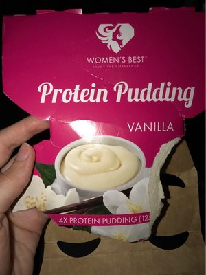 Protein Pudding , Vanilla - Product - fr
