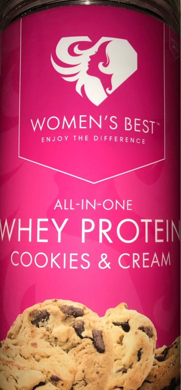 Whey protein - Produit - fr