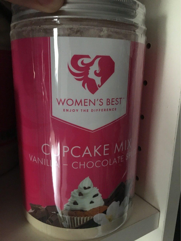 Cupcake mix - Produit - fr