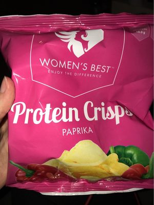 Protein chips paprika - Product