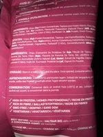Protein chips paprika - Ingrediënten