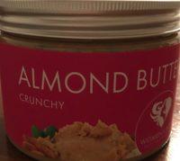 Almond Butter Crunchy - Produit - fr