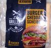 Burger Cheddar Scheiben - Product
