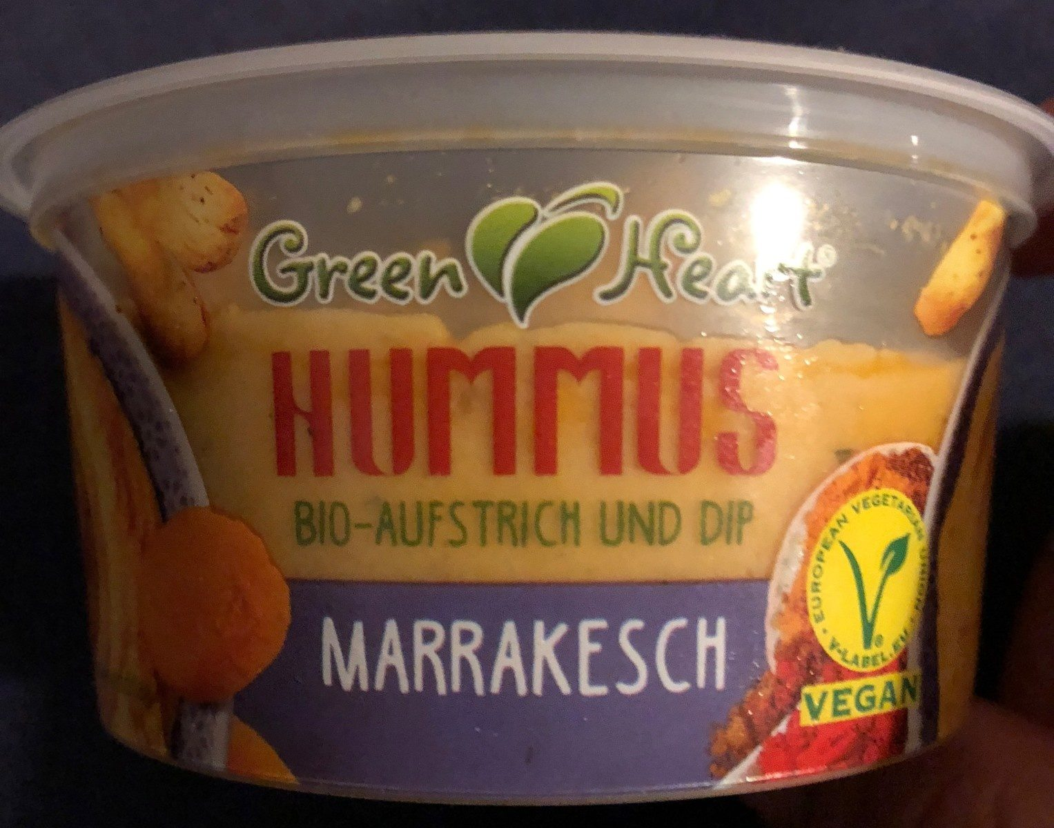Hummus Marrakesh - Product - fr