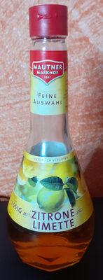 Essig mit Zitrone und Limette - Product - de