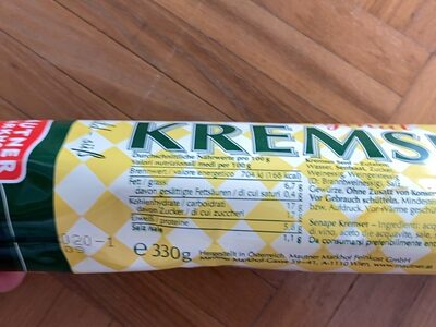 Kremser Senf Mild süß - 6
