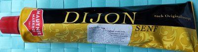 Dijon senf - Produit