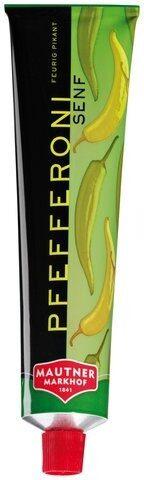 Pfefferoni Senf - Product - de
