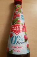 Mautner Markhof Himbeer Sirup 0% Zuckerzusatz - Produkt - en