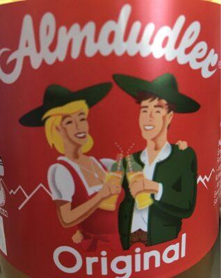 Almdudler Original 1L - Prodotto - fr