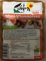 Mini-Viennoises - Product