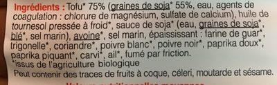 Mini-Viennoises - Ingrédients
