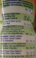 sovány epres joghurtital - Informations nutritionnelles