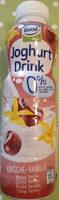 Joghurt Drink Kirsche-Vanille - Product - de
