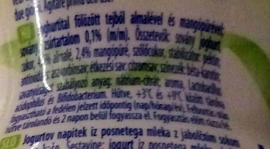 Apfel-Mago Joghurt Drink - Ingrédients