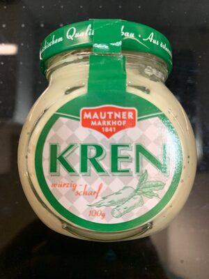 Mautner-markhof Kren - Product