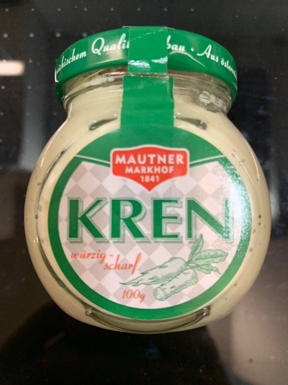 Mautner-markhof Kren - Produit - de