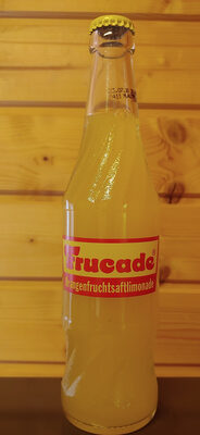 Frucade Orangenfruchtsaftlimonade - Prodotto - de
