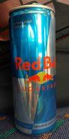 Red Bull sugar free - Produit