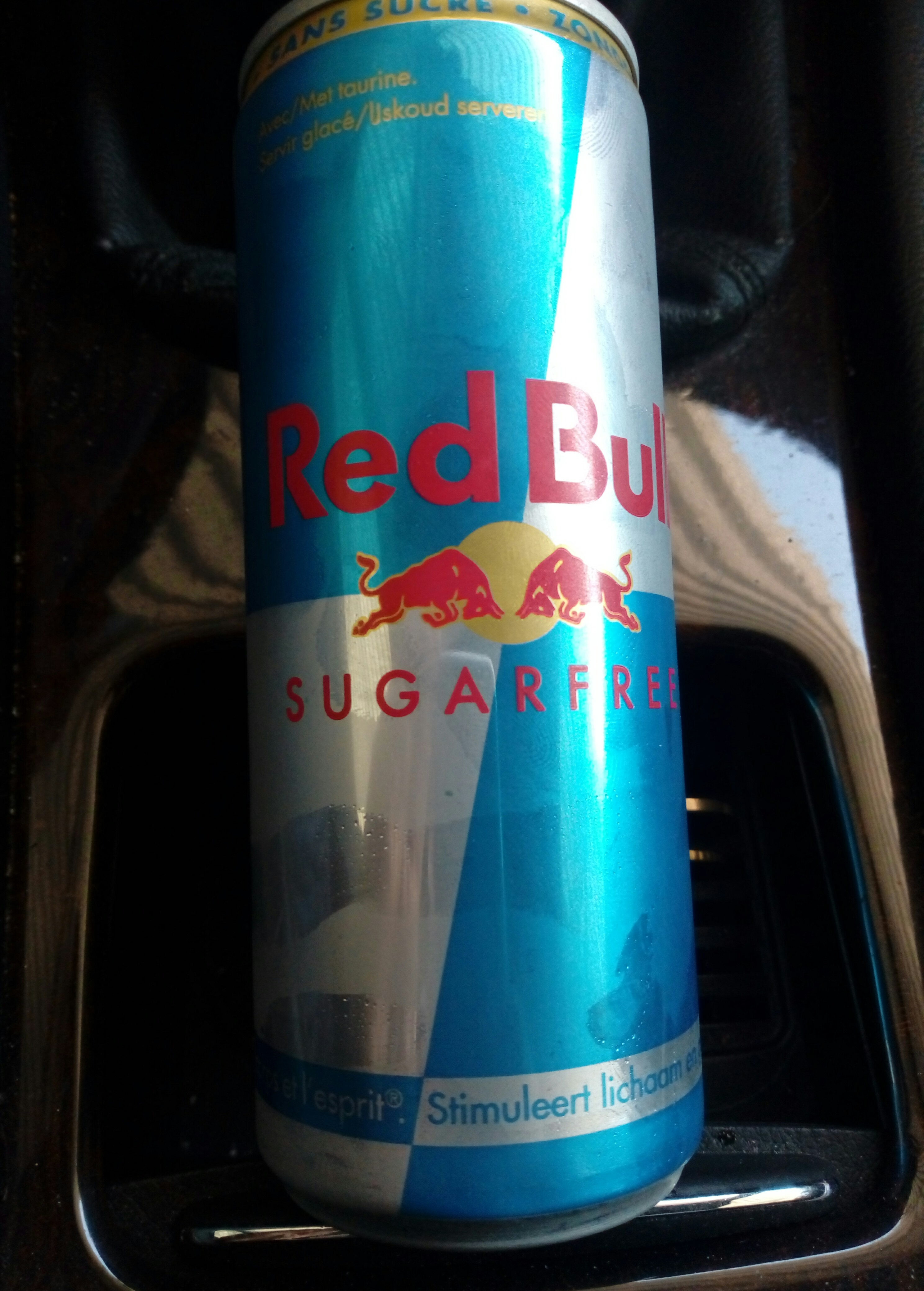 Red Bull sugar free - Product