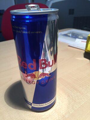 Red Bull Energy Drink - Ingrediënten