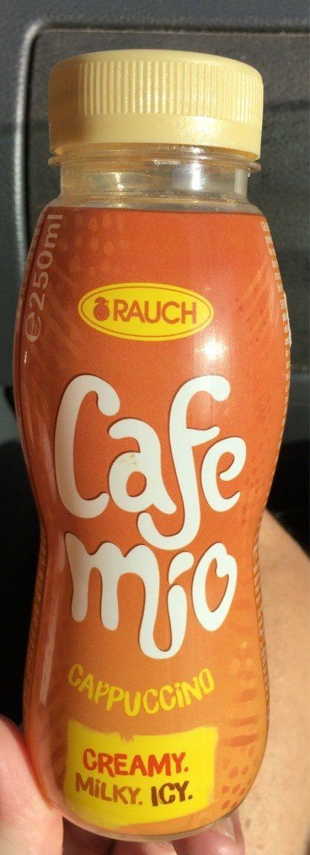 Cafemio Cappuccino - Rauch - 250ML - Produit