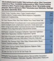Joya Soya - Nutrition facts - sr