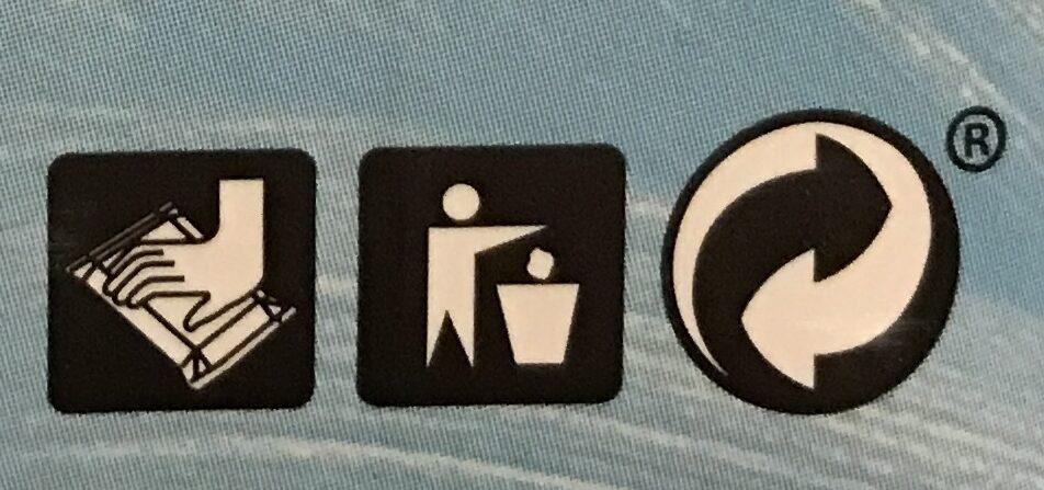 Arroz sin azucares añadidos - Instrucciones de reciclaje y/o información de embalaje - es