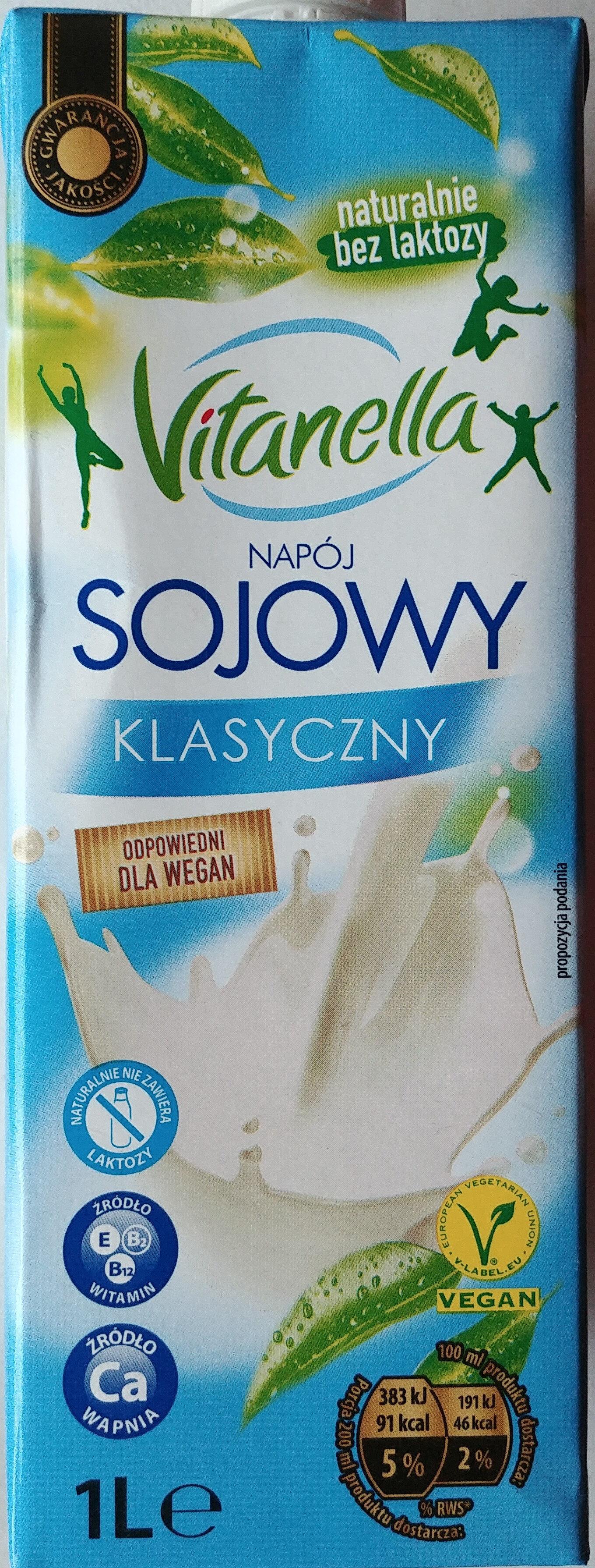 Napój sojowy klasyczny - Produkt