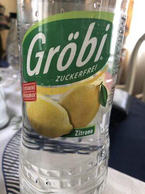 Grœbi Zitrone - Product - de