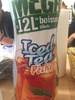 Iced tea pêche - Produit